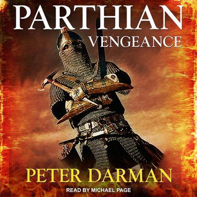 Parthian Vengeance Audiobook, by Peter Darman