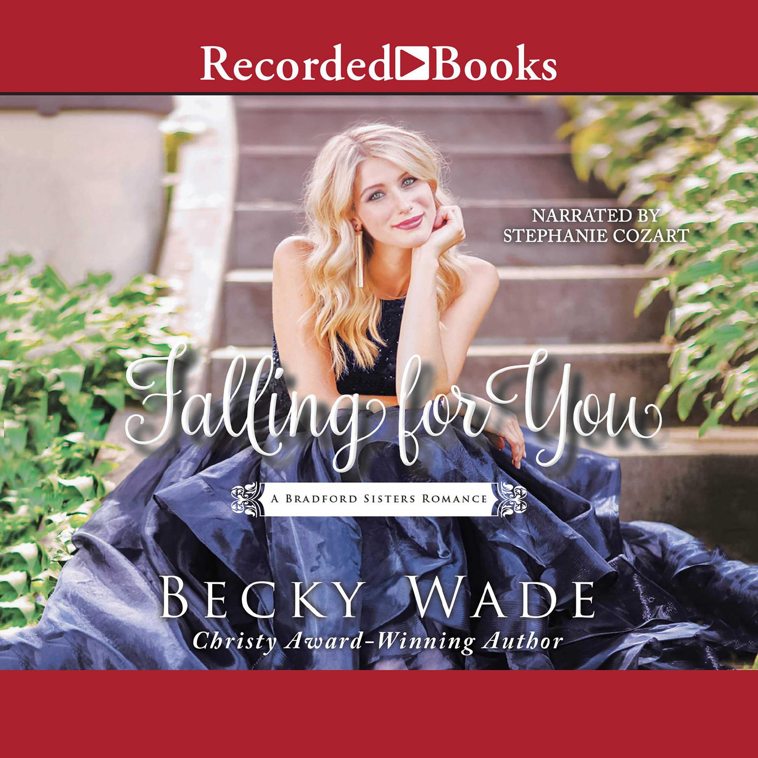 Printable Falling for You Audiobook Cover Art