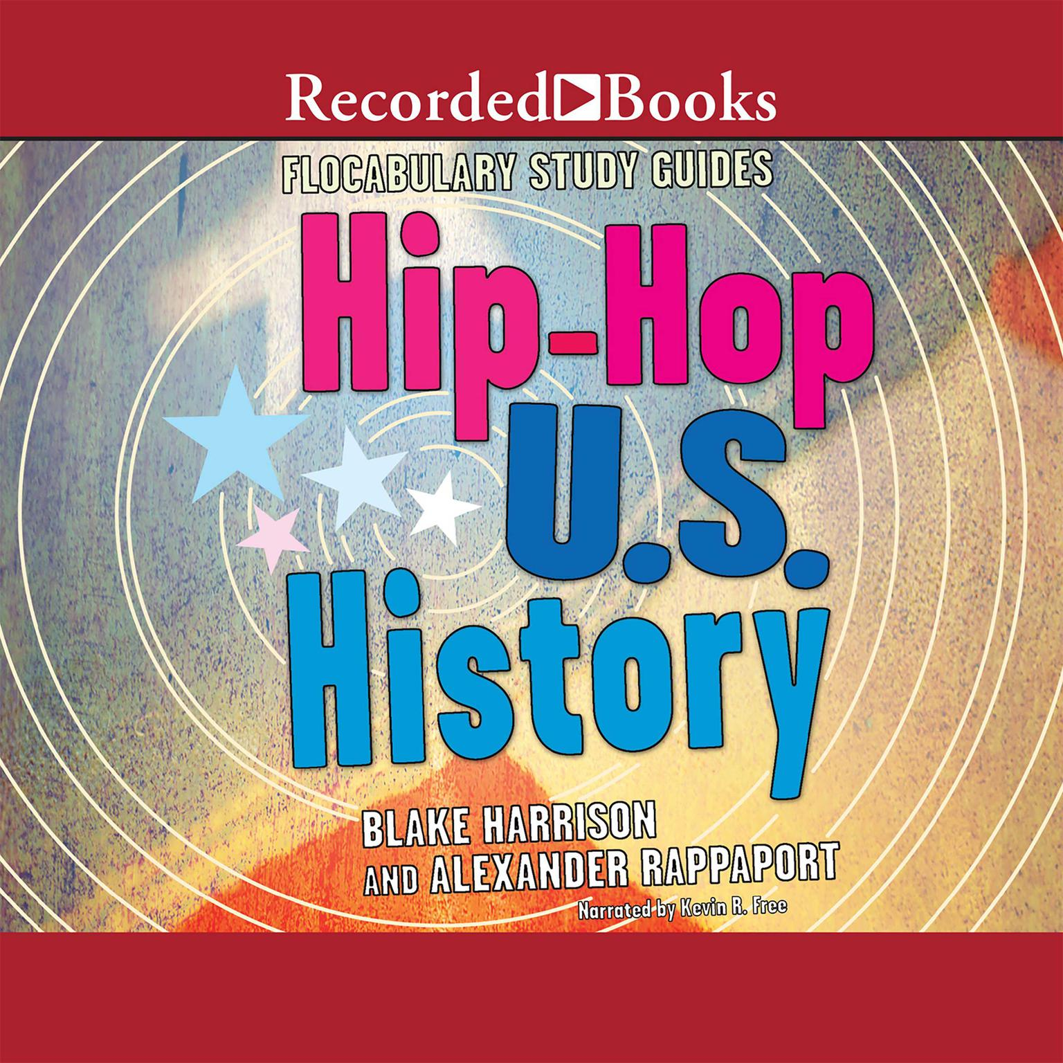 Printable Flocabulary: The Hip-Hop Approach to US History Audiobook Cover Art