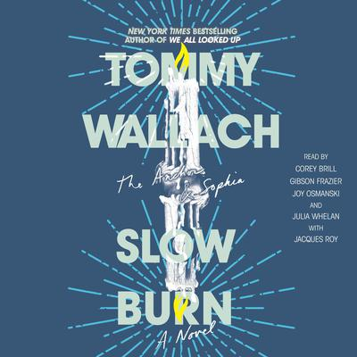 Slow Burn Audiobook, by Tommy Wallach