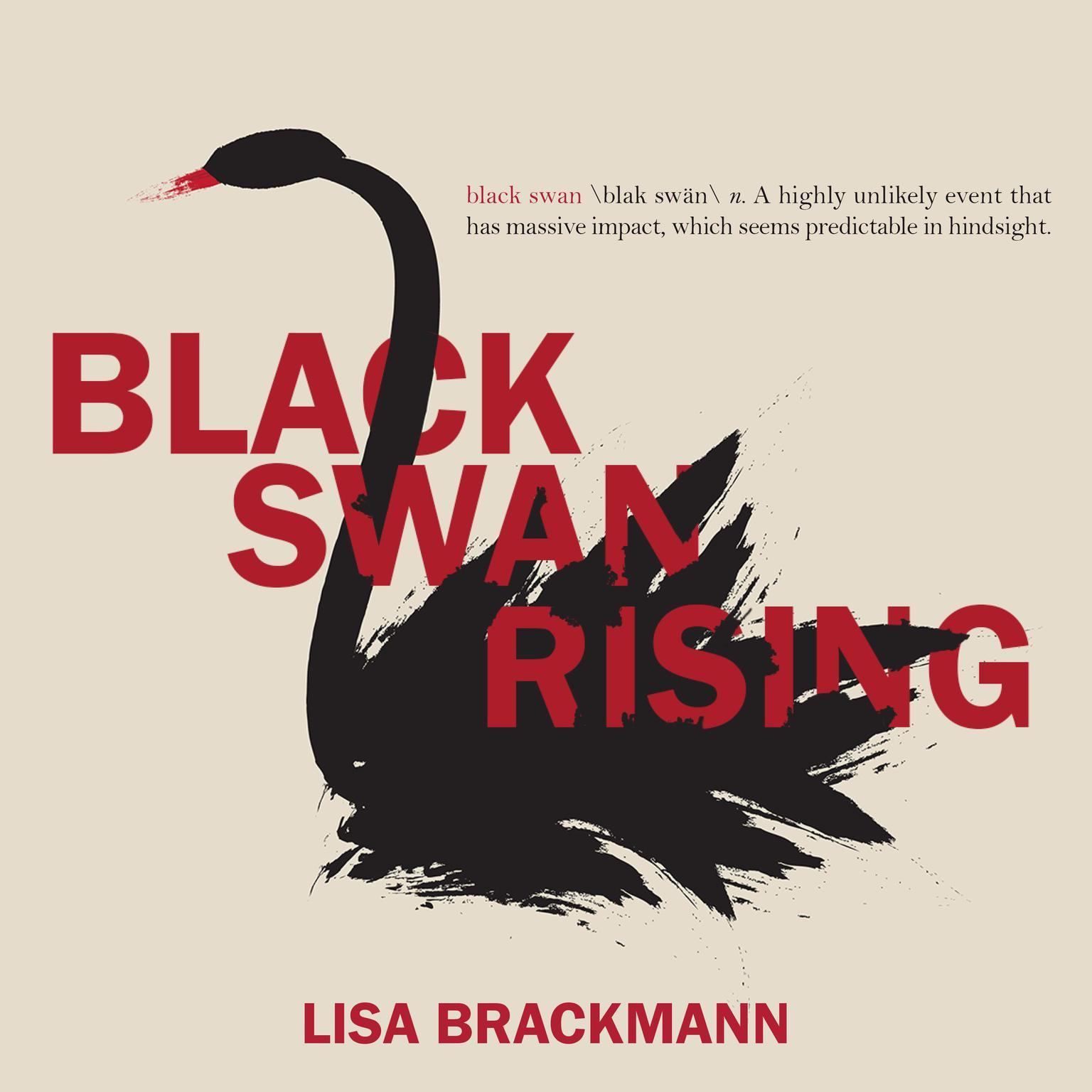 Black Swan Rising Audiobook, by Lisa Brackmann