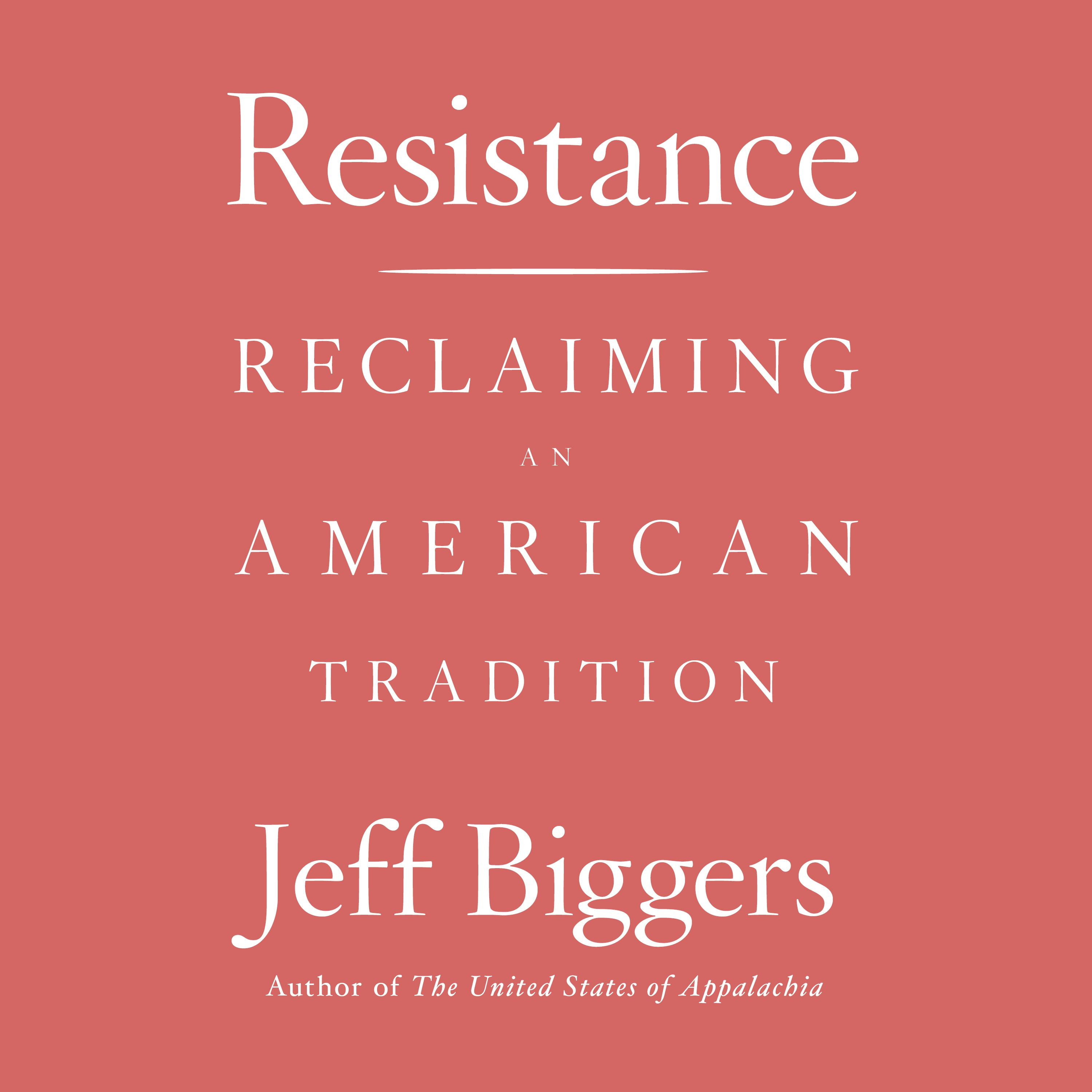 Printable Resistance: Reclaiming an American Tradition Audiobook Cover Art