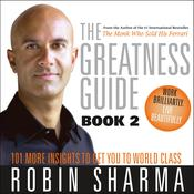 The Greatness Guide Book 2 Audiobook, by Robin Sharma