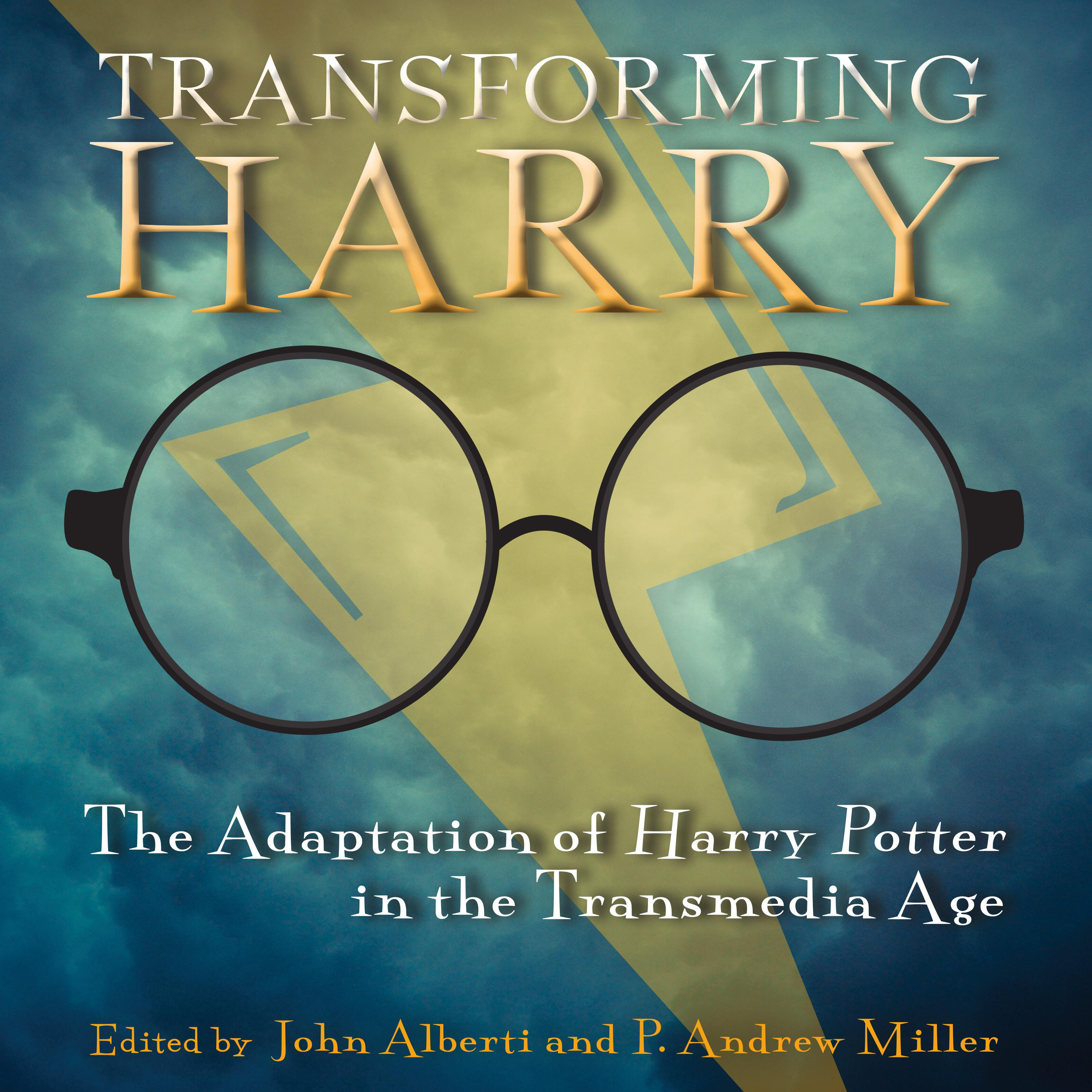 Printable Transforming Harry: The Adaptation of Harry Potter in the Transmedia Age Audiobook Cover Art