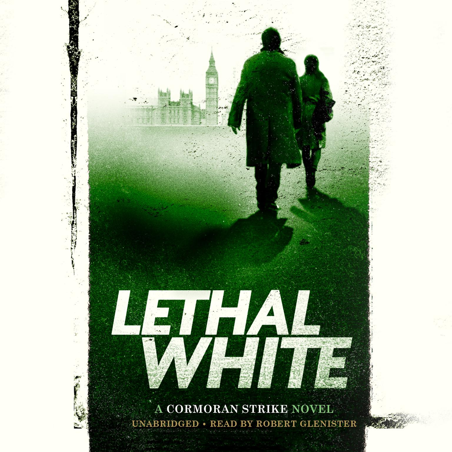 Printable Lethal White Audiobook Cover Art