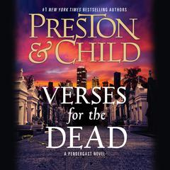 Verses for the Dead Audiobook, by Douglas Preston, Lincoln Child