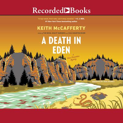 A Death in Eden Audiobook, by