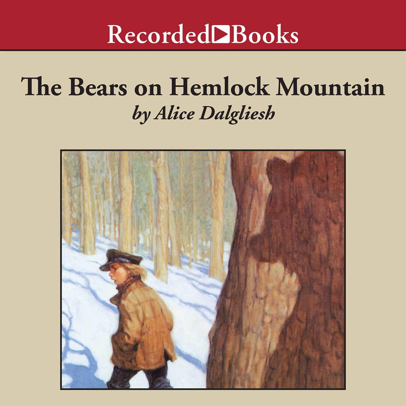 Printable The Bears on Hemlock Mountain Audiobook Cover Art