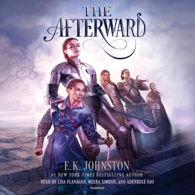 The Afterward Audiobook, by E. K. Johnston