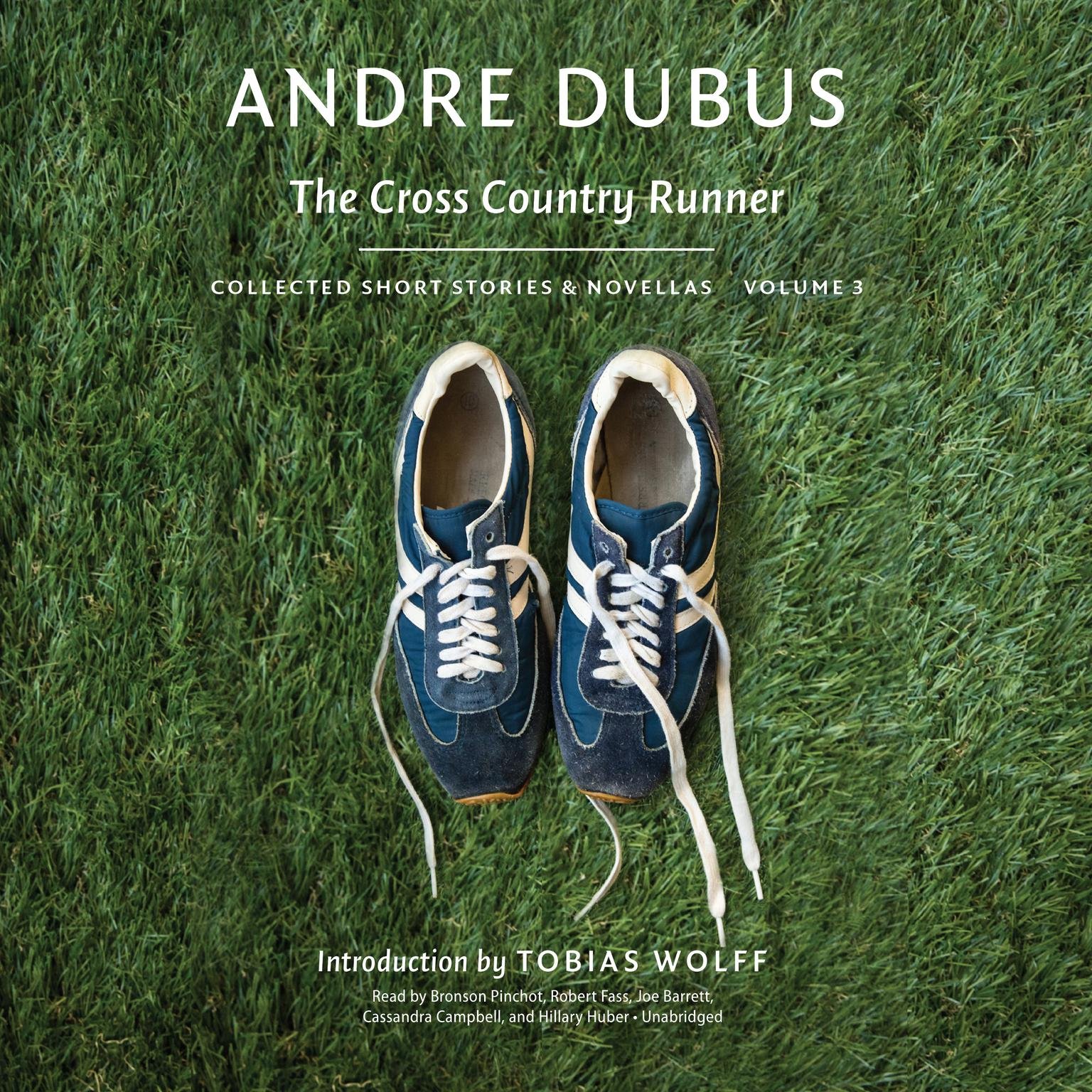 Printable The Cross Country Runner: Collected Short Stories and Novellas, Volume 3 Audiobook Cover Art