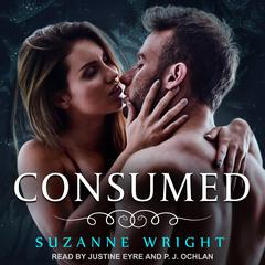 Consumed Audiobook, by Suzanne Wright