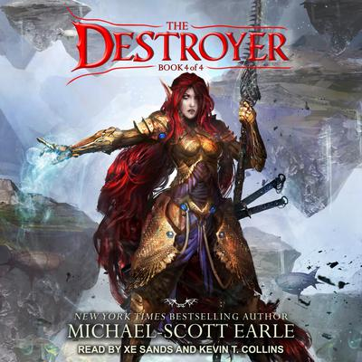 The Destroyer Book 4 Audiobook, by Michael-Scott Earle