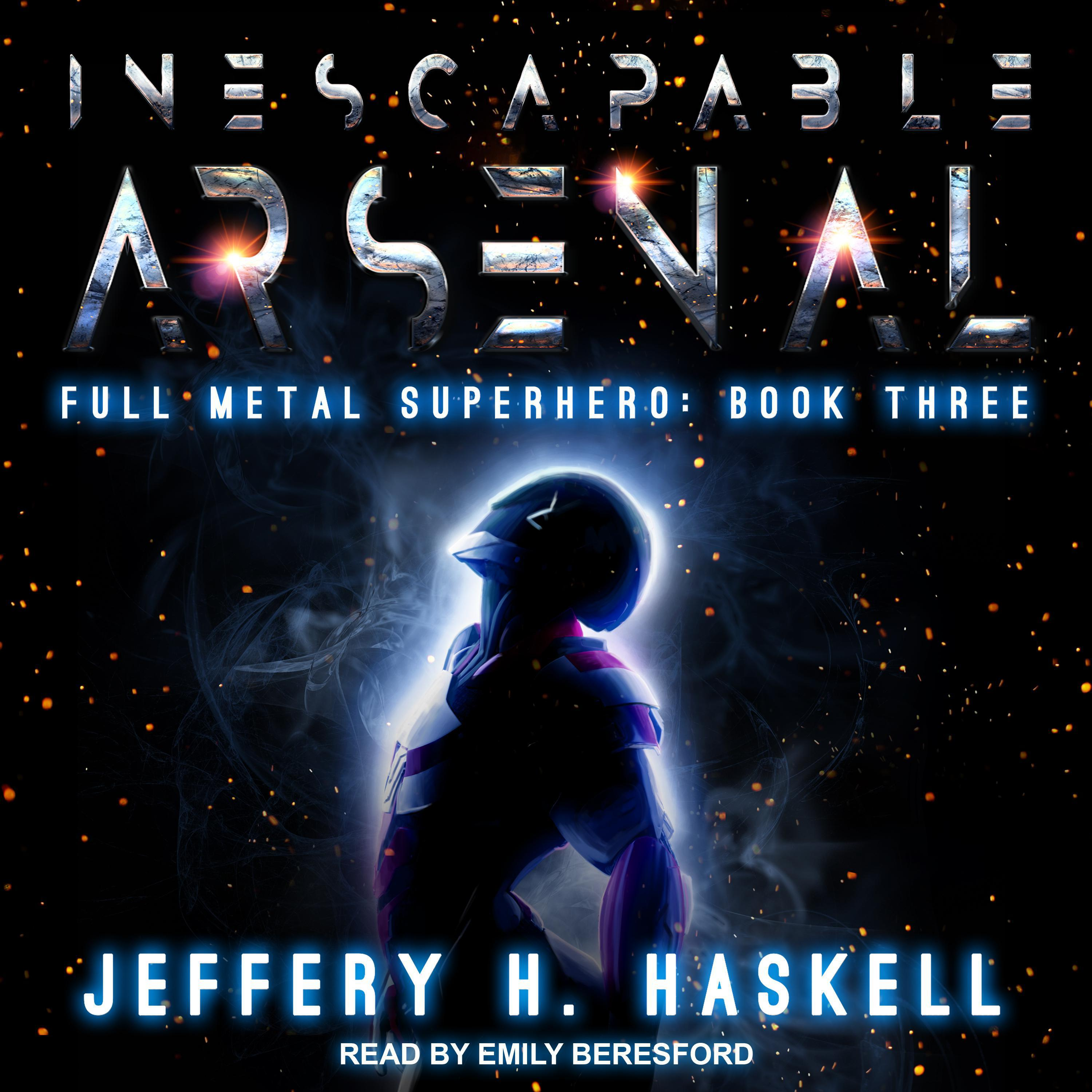 Printable Inescapable Arsenal Audiobook Cover Art