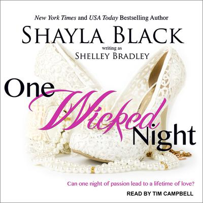 One Wicked Night Audiobook, by Shayla Black