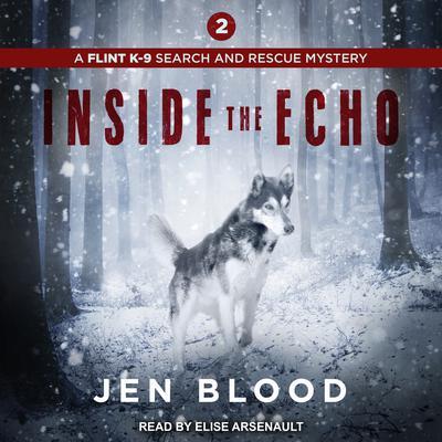 Inside the Echo Audiobook, by Jen Blood