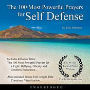 The 100 Most Powerful Prayers for Self Defense Audiobook, by Toby Peterson