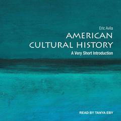 American Cultural History: A Very Short Introduction Audiobook, by Author Info Added Soon