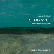 Genomics: A Very Short Introduction Audiobook, by Author Info Added Soon|