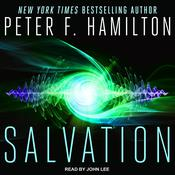 Salvation Audiobook, by Peter F. Hamilton|