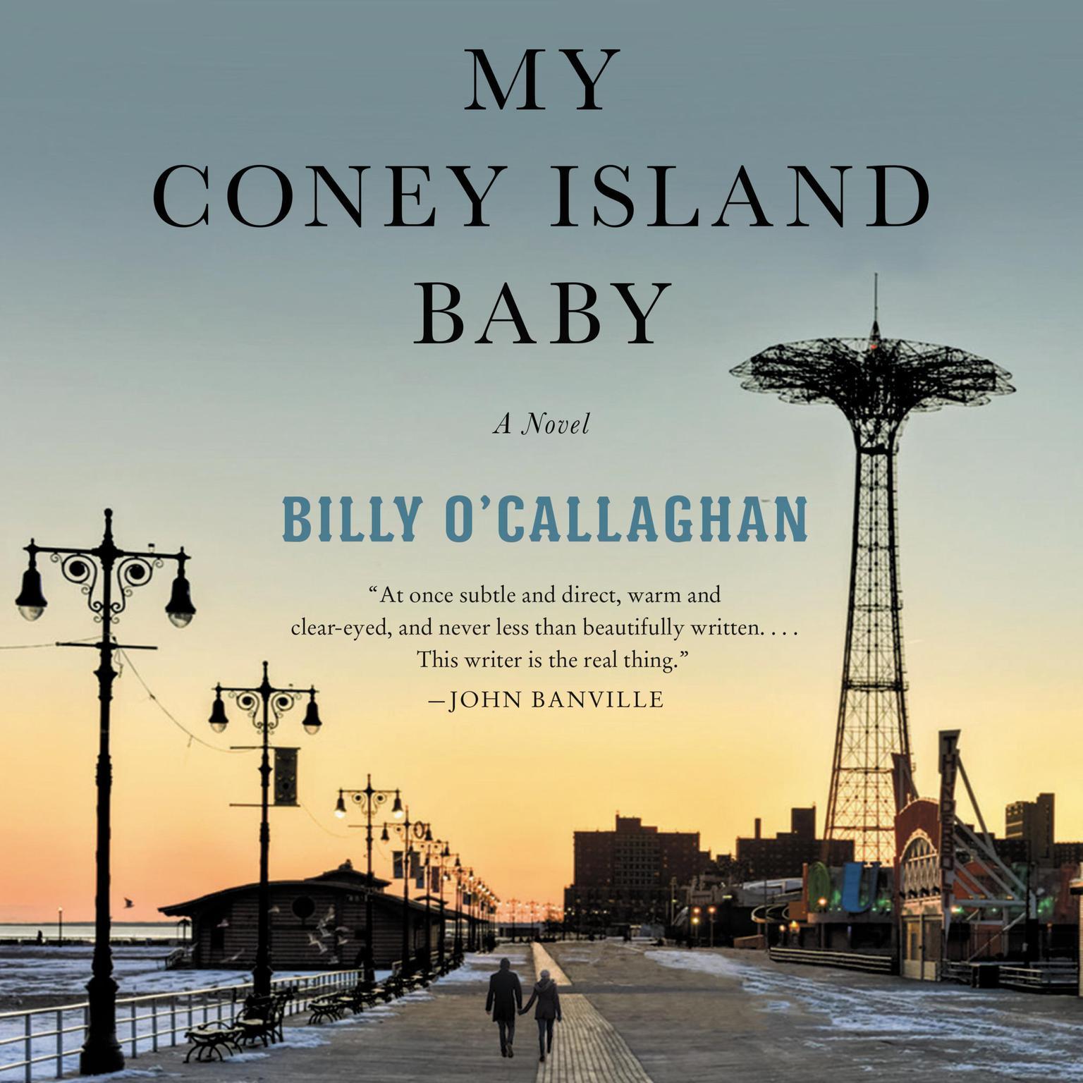 Printable My Coney Island Baby: A Novel Audiobook Cover Art