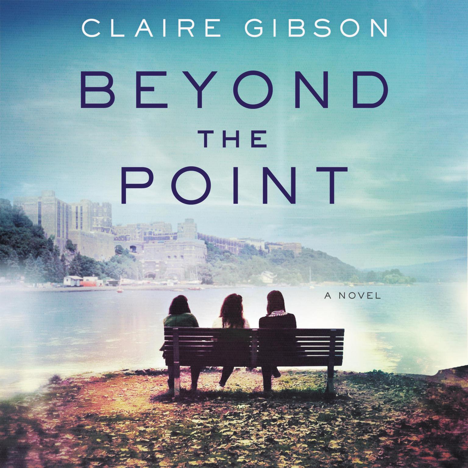 Printable Beyond the Point: A Novel Audiobook Cover Art