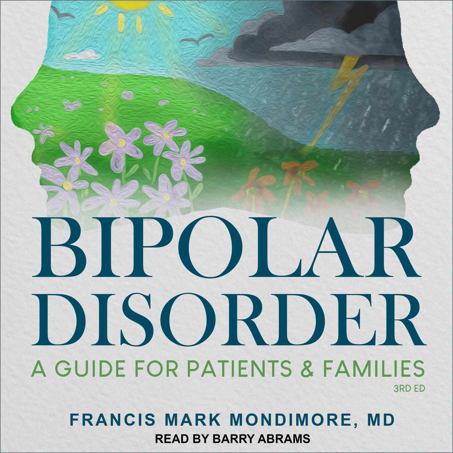 Printable Bipolar Disorder: A Guide for Patients and Families, 3rd Edition Audiobook Cover Art