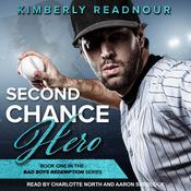 Second Chance Hero Audiobook, by Author Info Added Soon