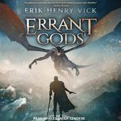 Errant Gods Audiobook, by Author Info Added Soon