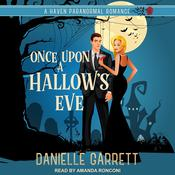 Once Upon a Hallows Eve Audiobook, by Danielle Garrett|