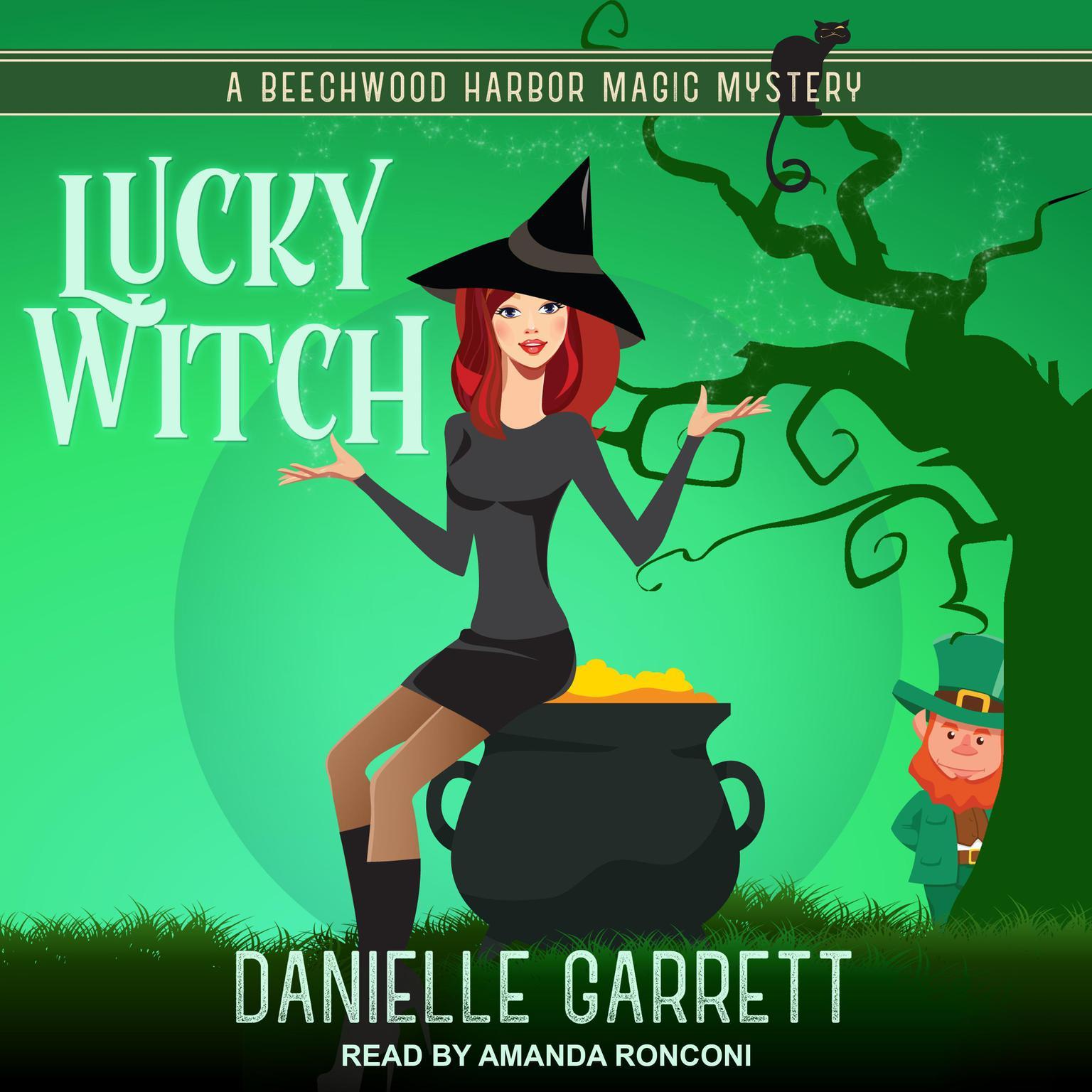 Lucky Witch Audiobook, by Danielle Garrett