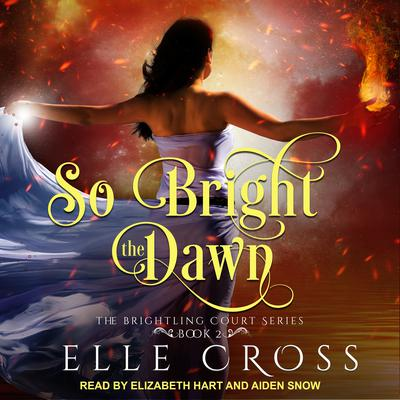 So Bright the Dawn Audiobook, by Elle Cross