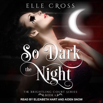 So Dark the Night Audiobook, by Elle Cross