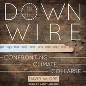 Down to the Wire: Confronting Climate Collapse Audiobook, by David W. Orr