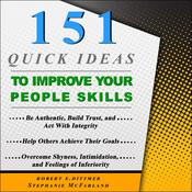 151 Quick Ideas to Improve Your People Skills Audiobook, by Author Info Added Soon