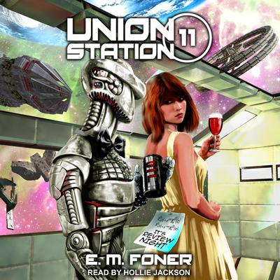 Review Night on Union Station Audiobook, by E.M. Foner