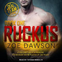 Ruckus Audiobook, by Author Info Added Soon