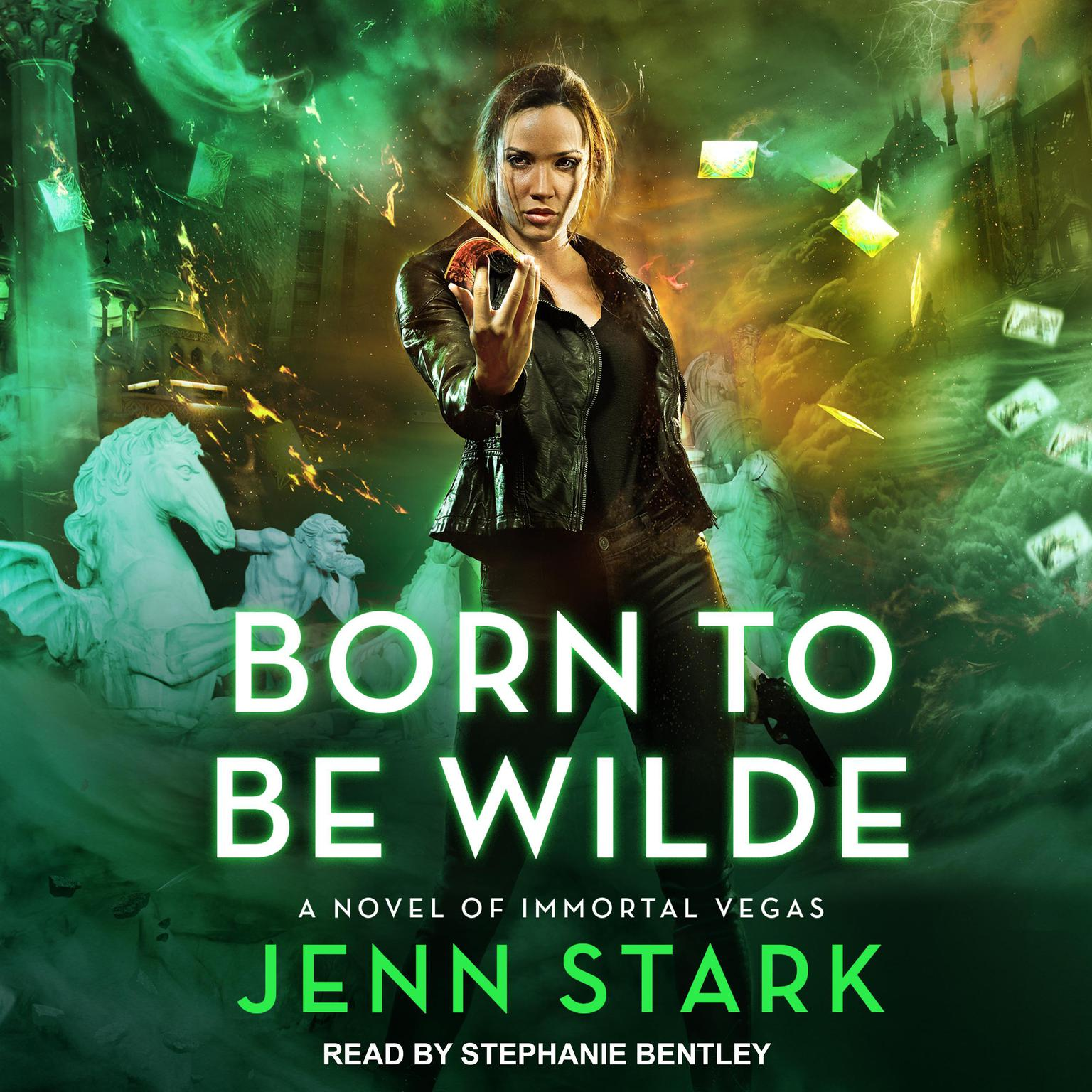Printable Born To Be Wilde Audiobook Cover Art
