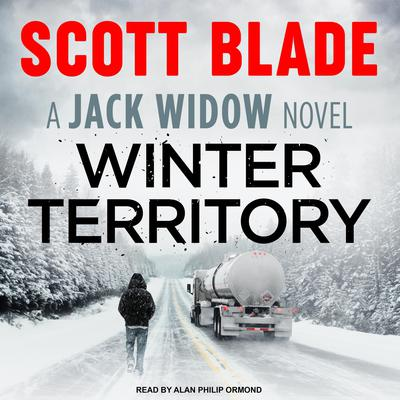 Winter Territory: A Jack Widow Novel Audiobook, by Scott Blade