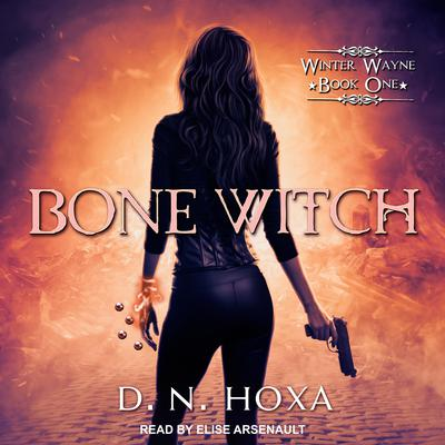 Bone Witch Audiobook, by D.N. Hoxa