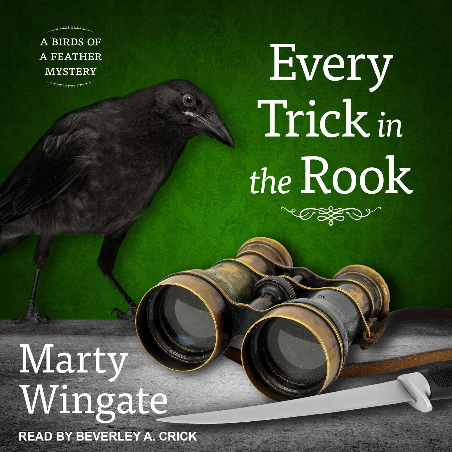 Printable Every Trick in the Rook Audiobook Cover Art