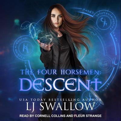 The Four Horsemen: Descent Audiobook, by LJ Swallow