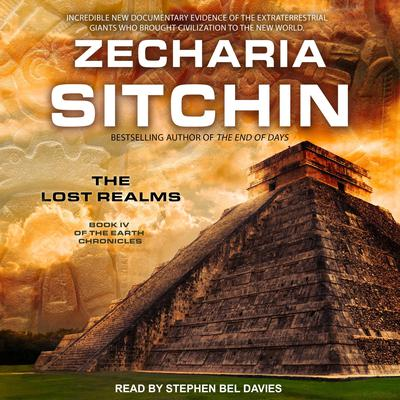The Lost Realms Audiobook, by Zecharia Sitchin