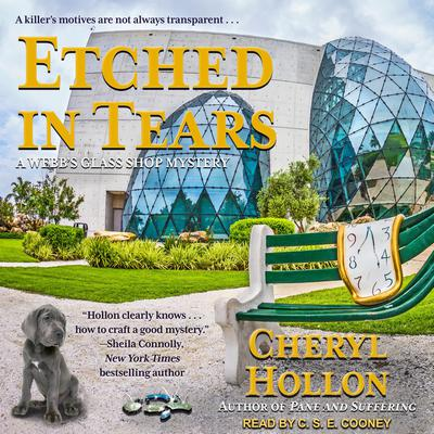 Etched in Tears Audiobook, by Cheryl Hollon