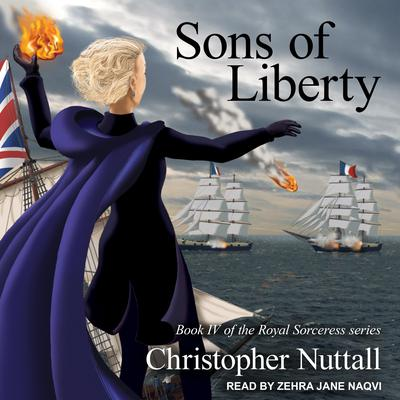 Sons of Liberty Audiobook, by Christopher Nuttall