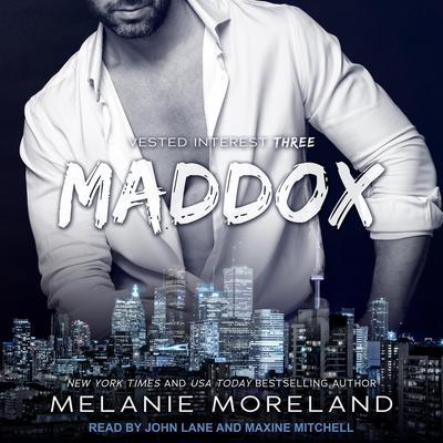 Maddox Audiobook, by Melanie Moreland