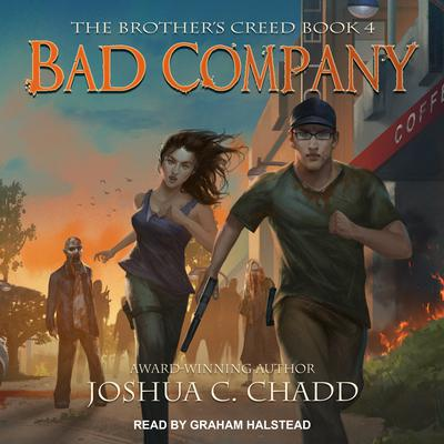Bad Company Audiobook, by Joshua C. Chadd