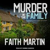 Murder in the Family Audiobook, by Faith Martin|