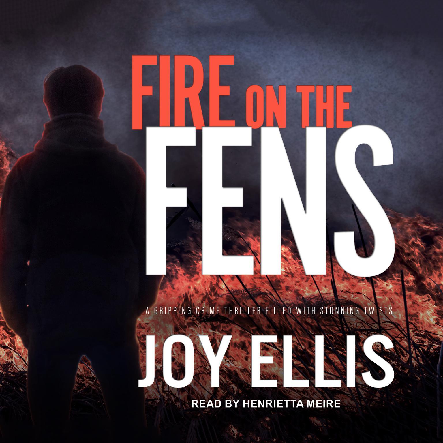 Fire on the Fens Audiobook, by Joy Ellis