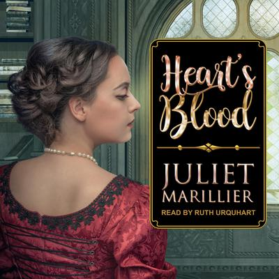 Heart's Blood Audiobook, by Juliet Marillier