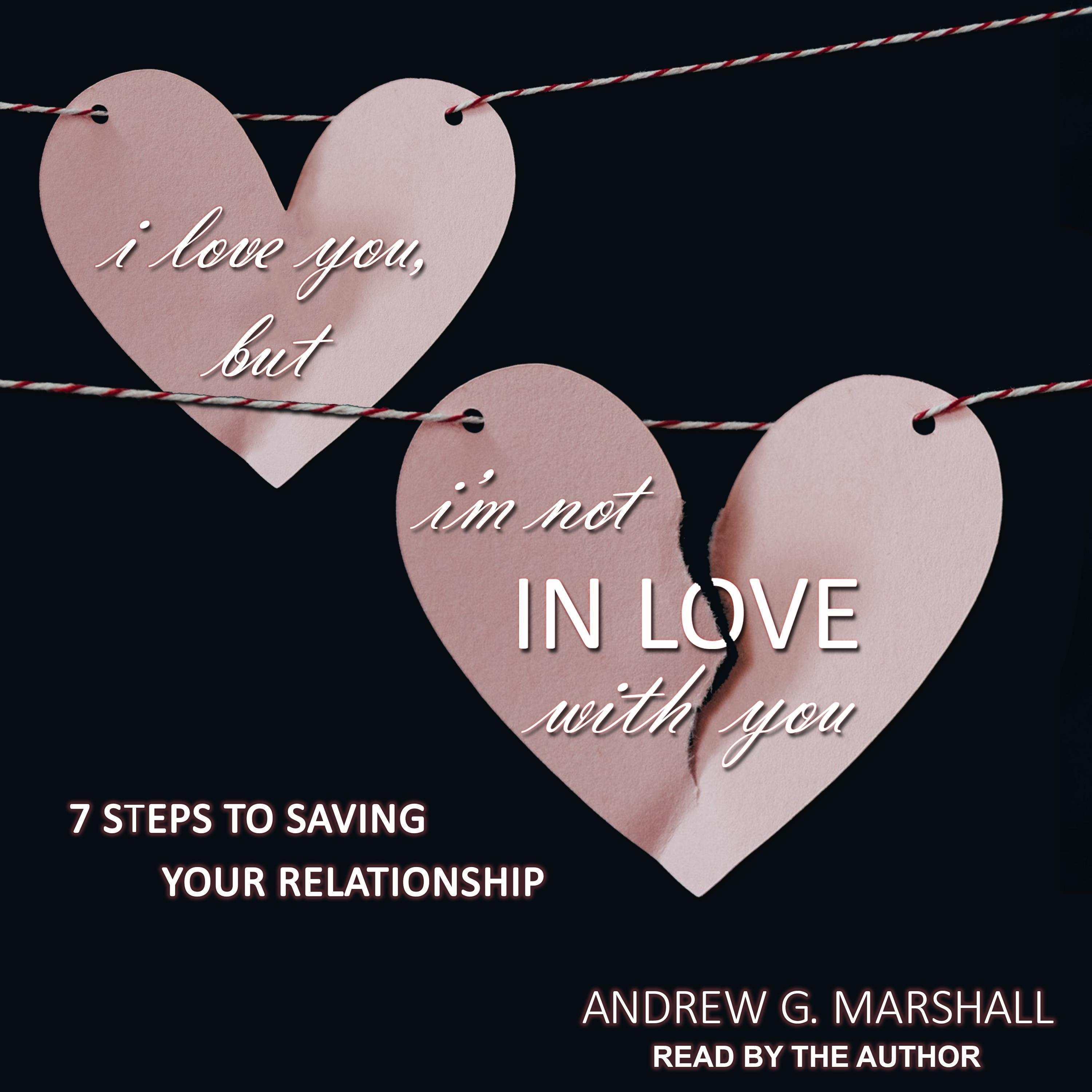 Printable I Love You, but I'm Not IN Love with You: Seven Steps to Saving Your Relationship Audiobook Cover Art